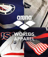 USA Swimming Worlds Apparel By Arena