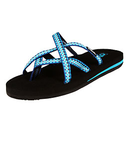 Teva Women S Olowahu Sandal At Swimoutlet Com