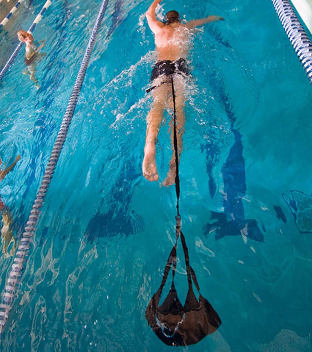 resistance swimming equipment