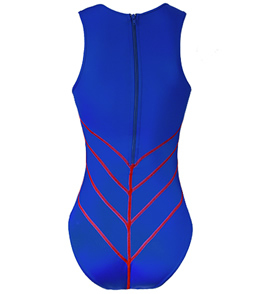 TYR Aquapel Female Zipperback Tech Suit Swimsuit at SwimOutlet.com ... 253e42162