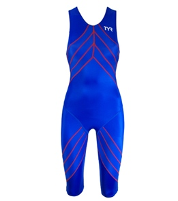 TYR Aquapel Female Short John Tech Suit Swimsuit at SwimOutlet.com ... f55d0b7fc