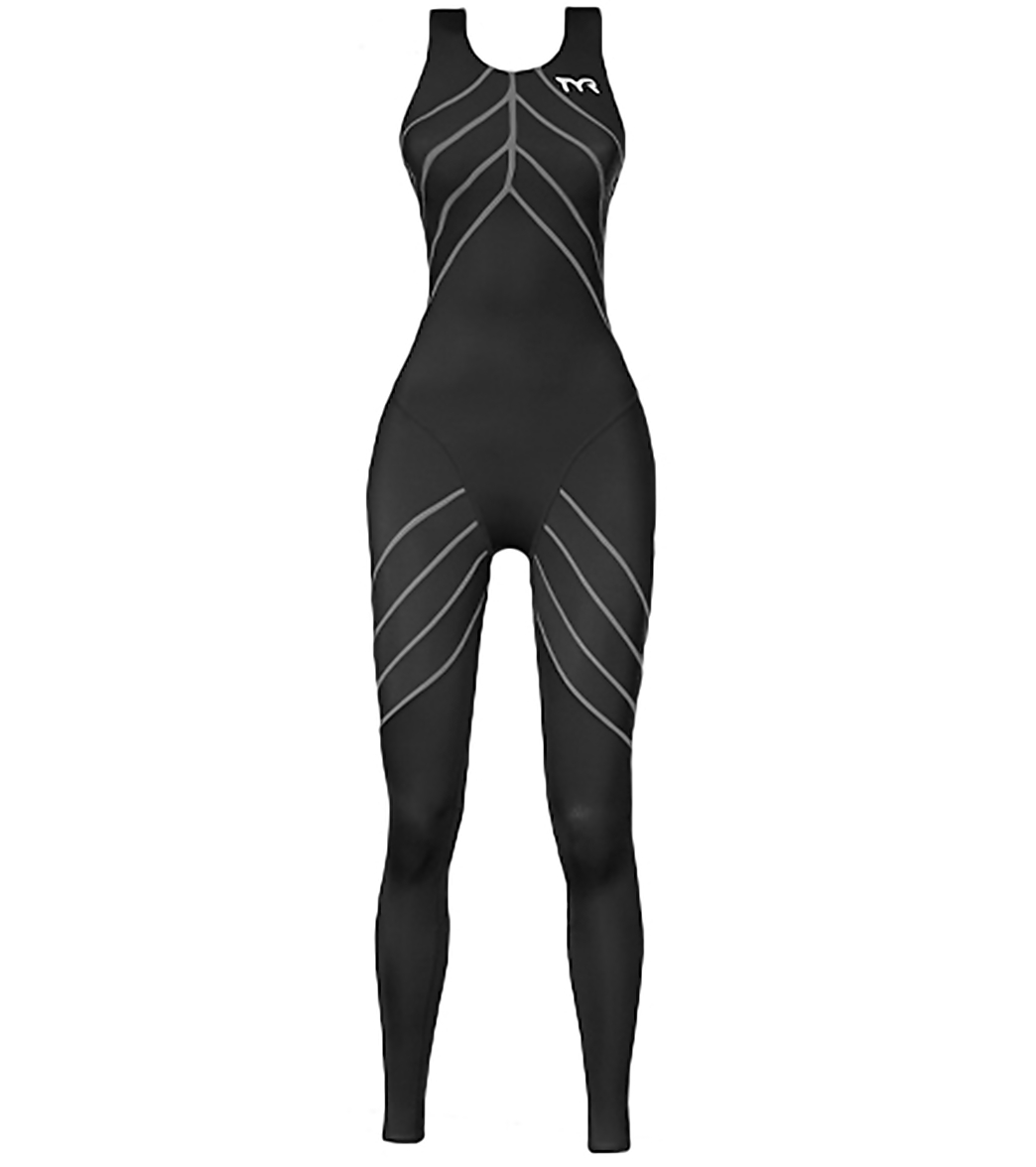 TYR Aquapel Female Full Body Tech Suit Swimsuit at SwimOutlet.com - Free  Shipping 6dbd1eb3b