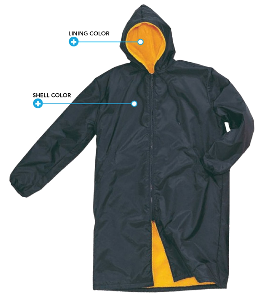 93098855 Custom Swim Parka at SwimOutlet.com - Free Shipping