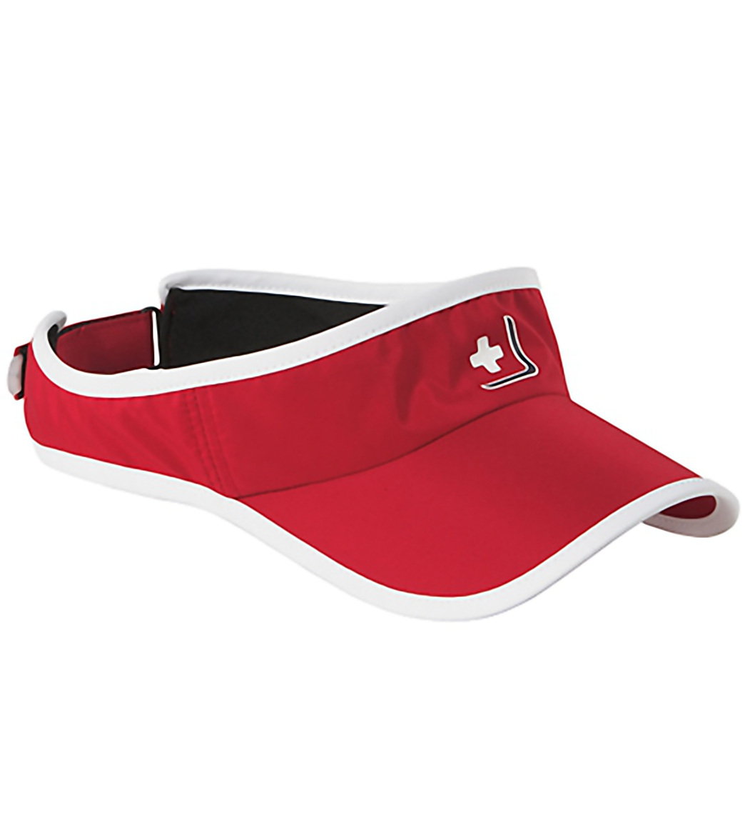 Nike Swim Life Lifeguard Visor at SwimOutlet.com 4573481150b