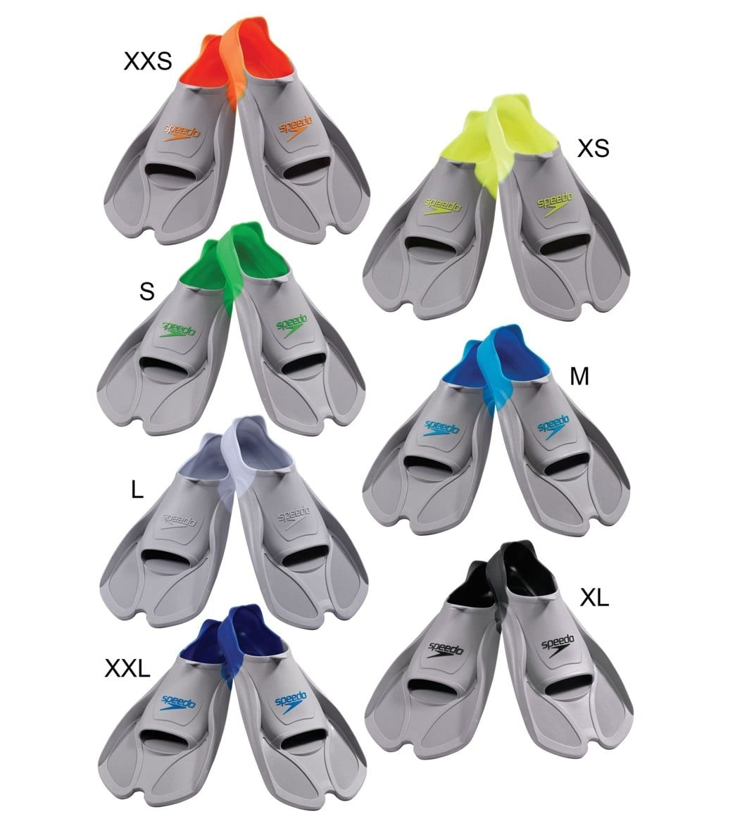 Speedo Biofuse Training Swim Fins