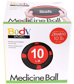 Body Sport Medicine Ball 10lb