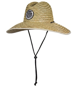 638bbb5af3b Rip Curl Guys  Wetty Patch Straw Hat at SwimOutlet.com
