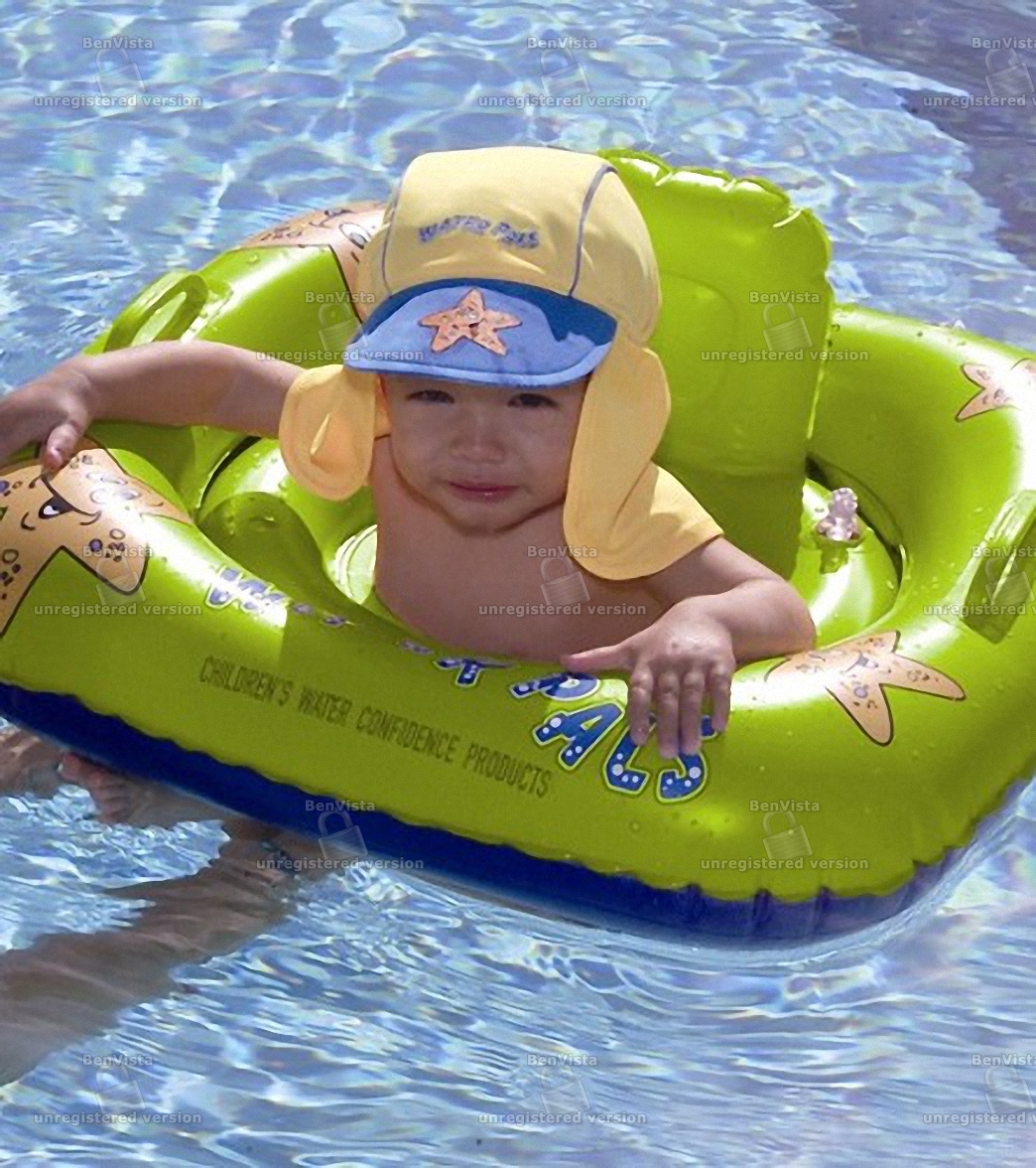 Water Pals Baby Seat at SwimOutlet.com