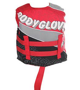 Body Glove Kids' Vision 30-50 lbs USCG Nylon PFD