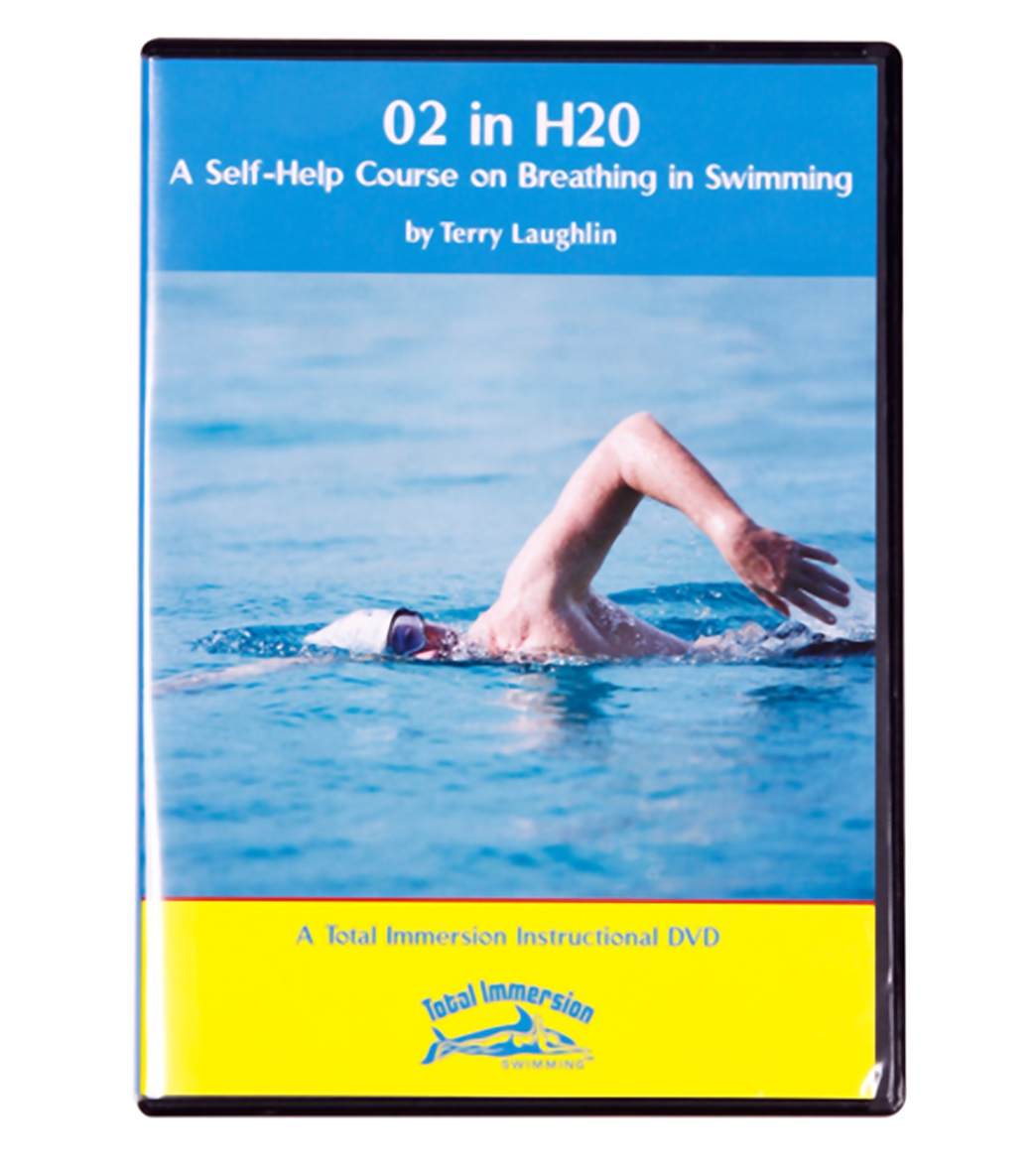 02 in h20 a self help course on breathing in swimming