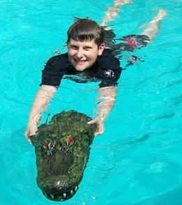 Aqua Duck Gator Kickboard