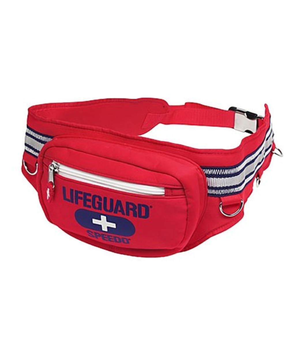 55a214433628 Speedo Lifeguard Neoprene Fanny Pack at SwimOutlet.com