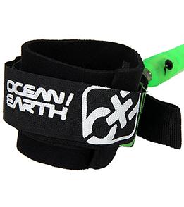 Ocean & Earth Basic Straight Bodyboard Leash