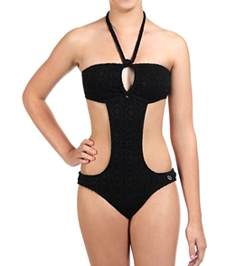 09c7075508eec Roxy In The Heart Sweetheart Monokini at SwimOutlet.com - Free Shipping