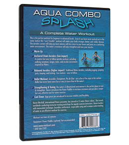 Water Works Aqua Combo Splash DVD + CD