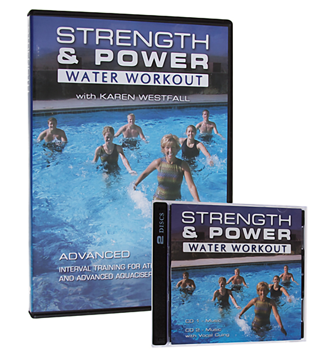 Discovering The Answers To Valuable Products Of Strength Training: Water Works The Strength And Power Water Workout DVD + CD