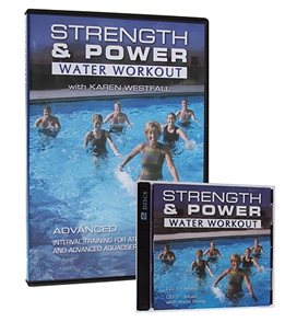 Water Works The Strength and Power Water Workout DVD + CD