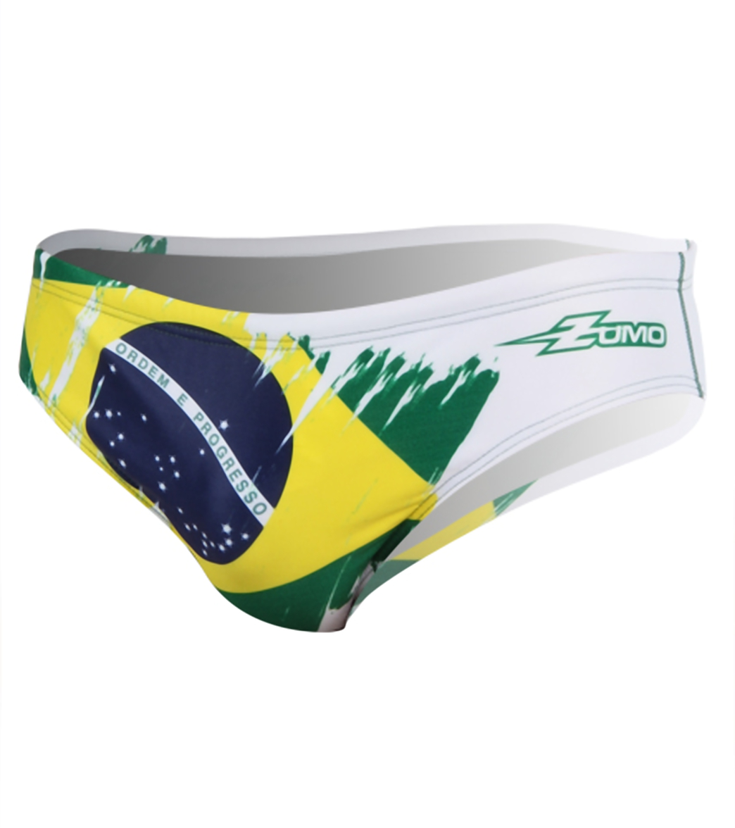 65e7a1e36d Zumo Brazil Water Polo Suit at SwimOutlet.com