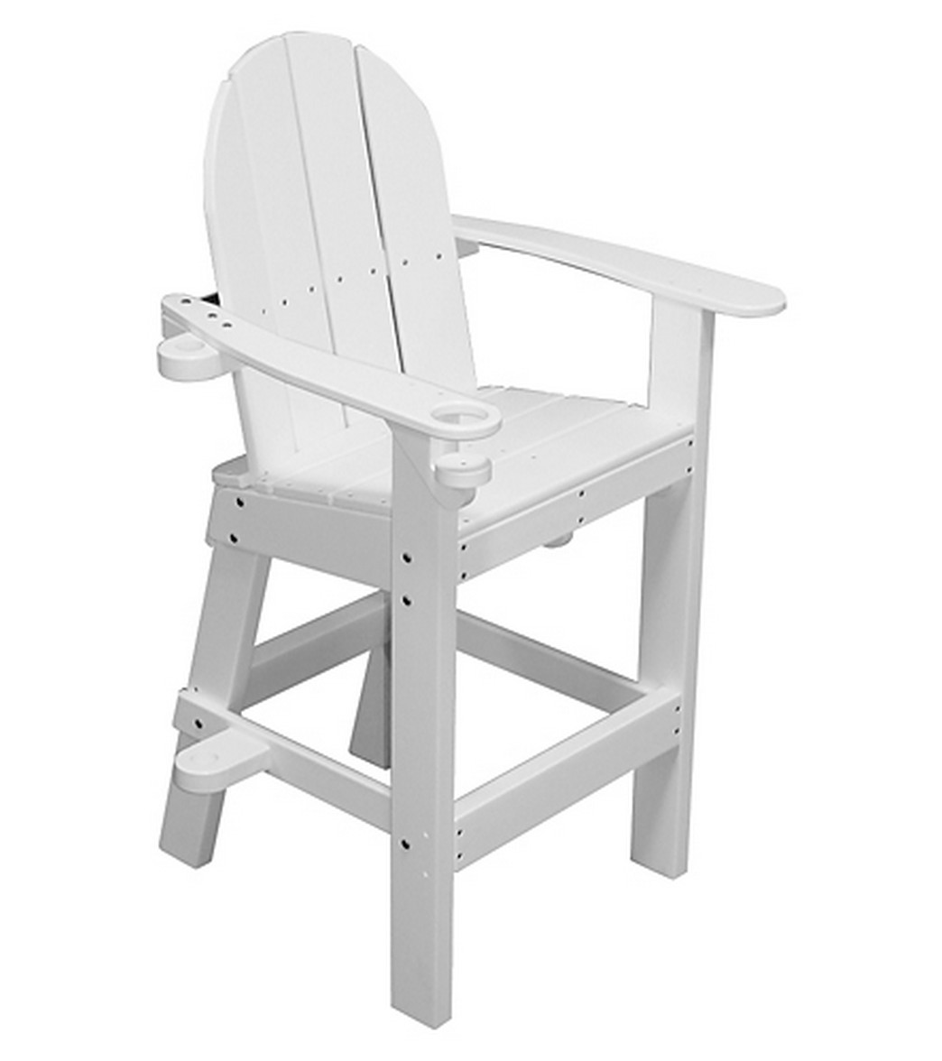 Tailwind Recycled Plastic Lifeguard Chair