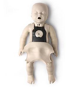 Prestan Professional Infant CPR-AED Training Manikin & Kit