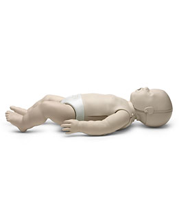 Prestan Professional Infant CPR-AED Training Manikin w/CPR Monitor & Kit