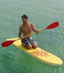 Paddlebuoy Pro Rescue Board with Mooring Eye
