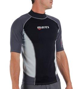 Mares Men's Thermo Short Sleeve 0.5mm Rashguard