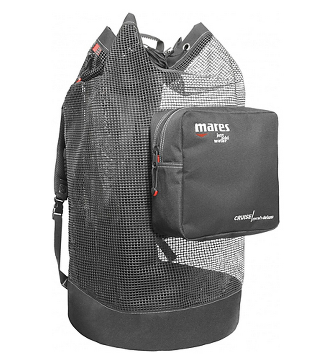 Mares deluxe cruise mesh backpack dive bag at free shipping - Mares dive bag ...