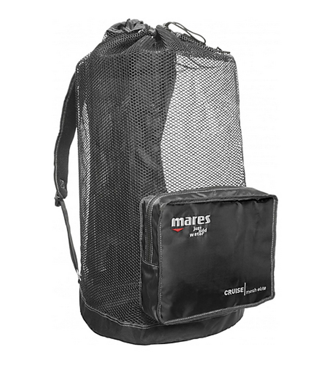 Mares elite cruise mesh backpack dive bag at - Mares dive bag ...