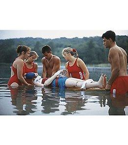Simulaids Adolescent CPR Water Rescue Manikin