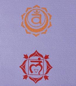 Gaiam Chakra Yoga Mat 68