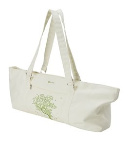 Gaiam Tree of Life Yoga Tote