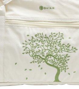 Gaiam Tree of Life Yoga Tote