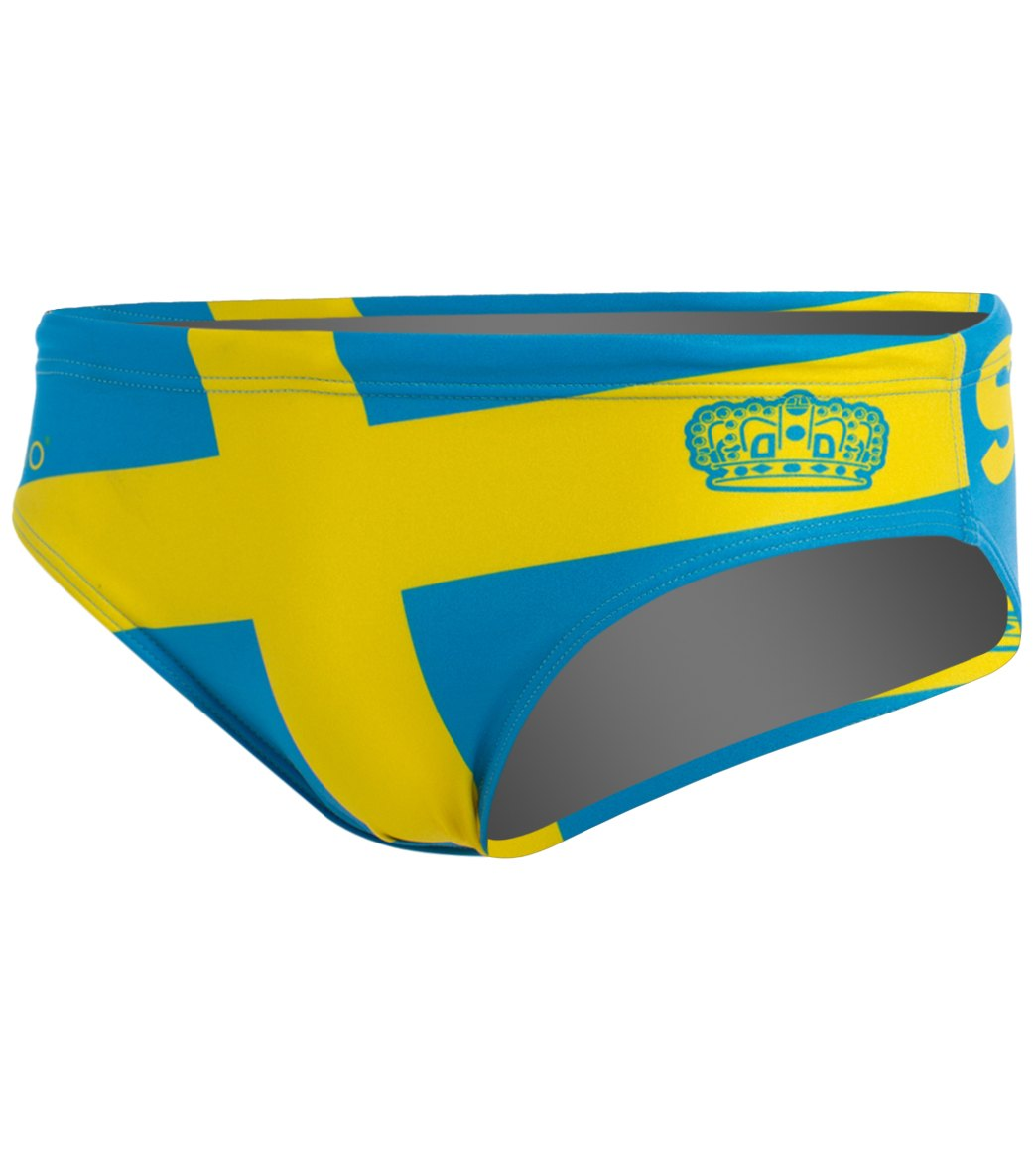 fe345d34a Turbo Sweden Water Polo Suit at SwimOutlet.com