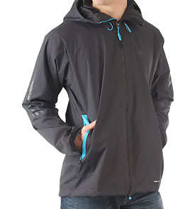 7c77b233fef49 ... Adidas Outdoor Men s Terrex Swift 2 Layer CPS Running Jacket ...