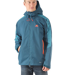 da7815dff74d0 Adidas Outdoor Men s Terrex Swift 2 Layer CPS Running Jacket at ...