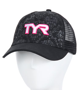 7d800c6607c7d TYR Trucker Hat at SwimOutlet.com