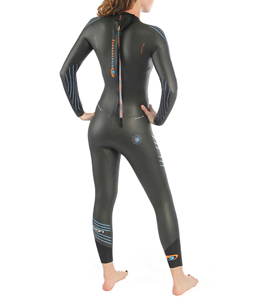 b001a2c647da Blueseventy Women's Fusion Fullsleeve Wetsuit at SwimOutlet.com ...