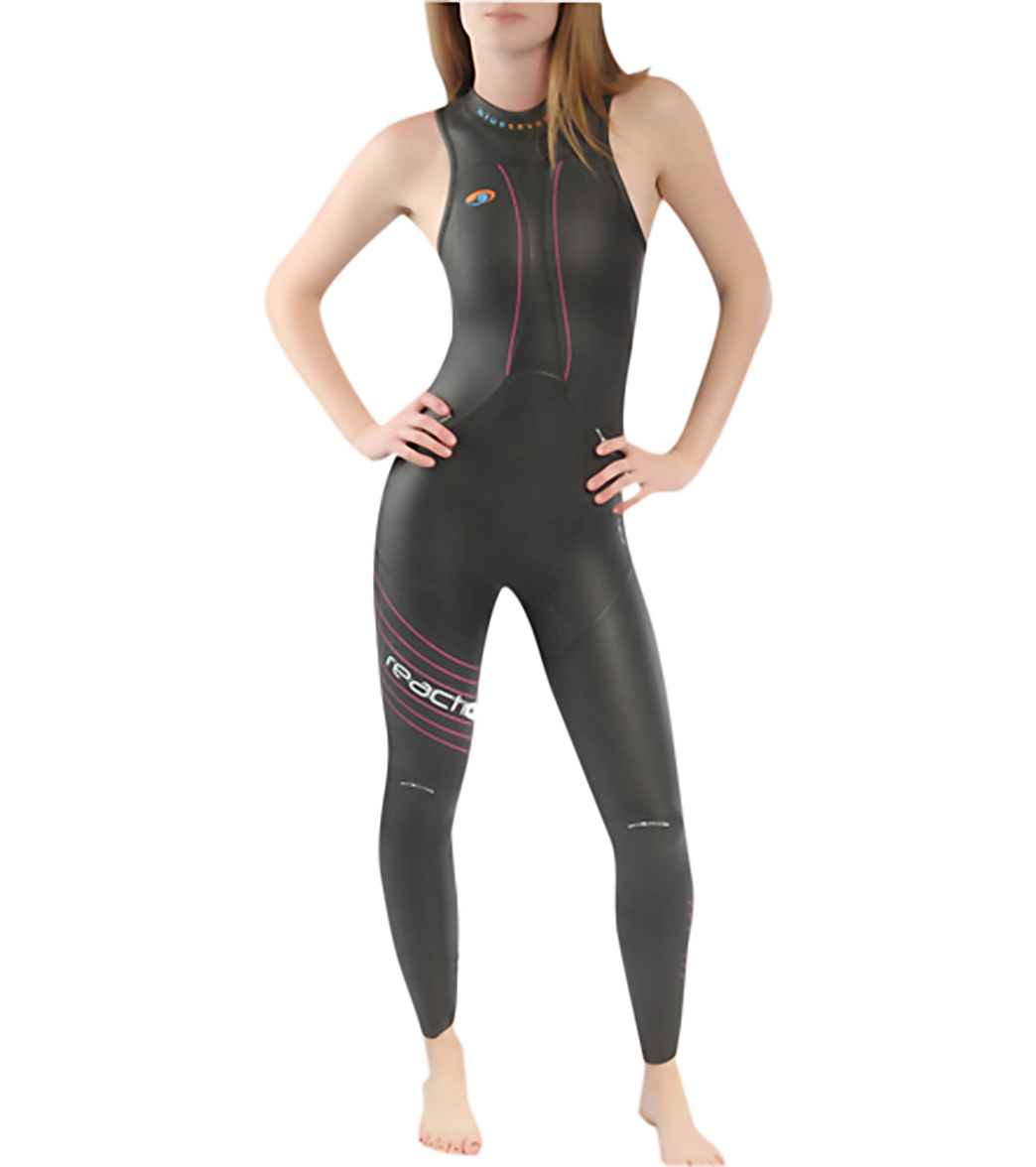 c39acce9ff7765 Blueseventy Women s Reaction Sleeveless Wetsuit at SwimOutlet.com ...