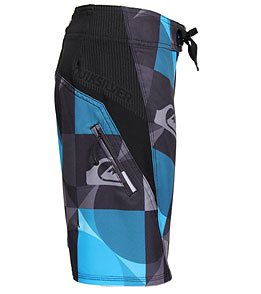 3d9276232e8f Quiksilver Boys' Cypher Buzzed Technical Boardshorts (22-30) at ...