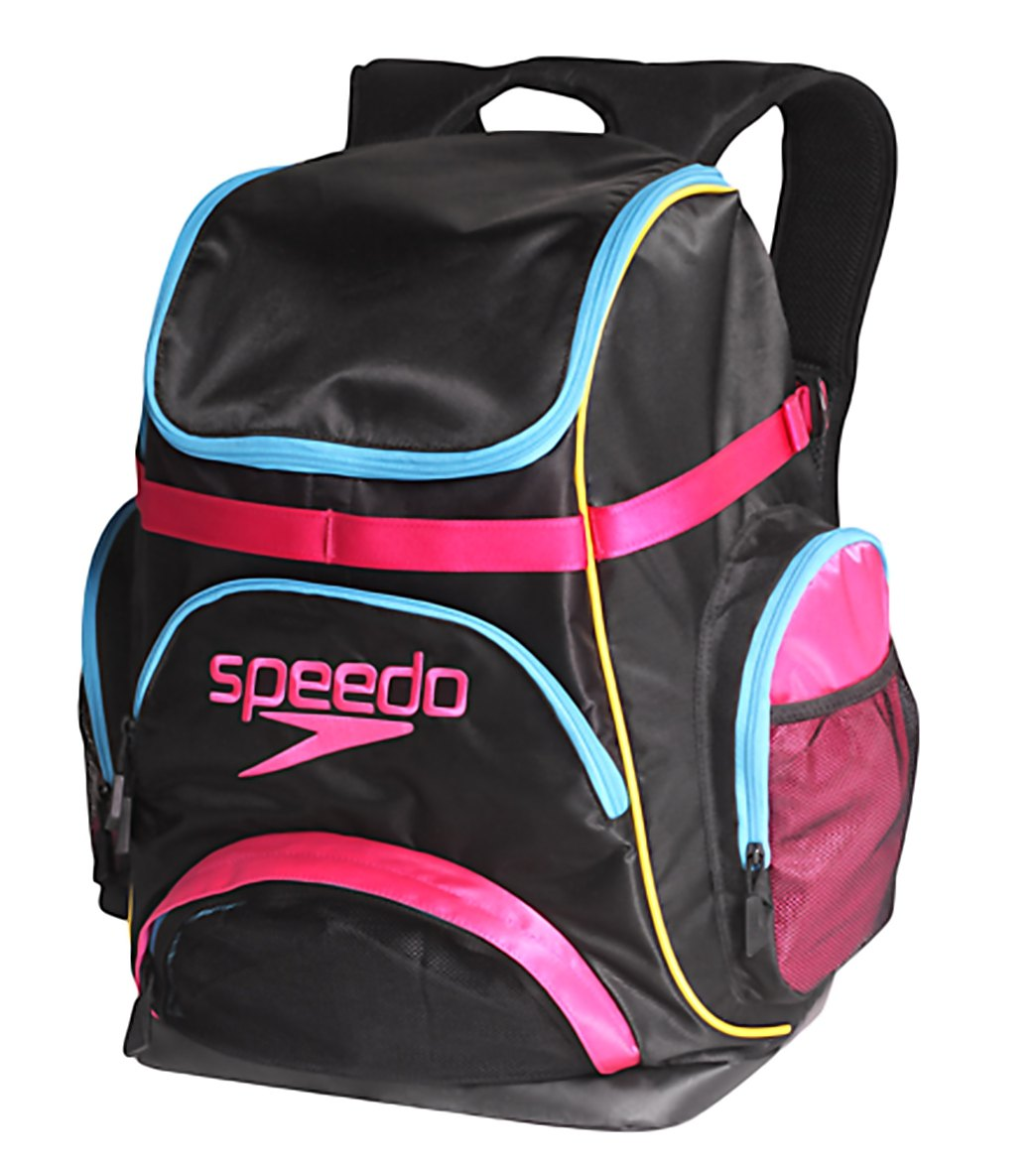 a2f4ba8bce4e Speedo SwimOutlet.com Exclusive Speedo Pro Backpack at SwimOutlet.com -  Free Shipping