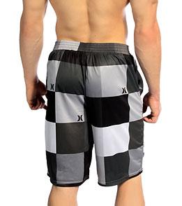 Hurley Guys Kings Road Mesh Athletic Shorts