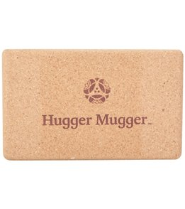 Hugger Mugger Cork Yoga Block 3.5 Inch