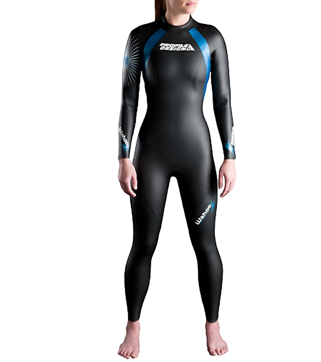 f69861e1dd Profile Design Women's Wahoo Fullsleeve Triathlon Wetsuit
