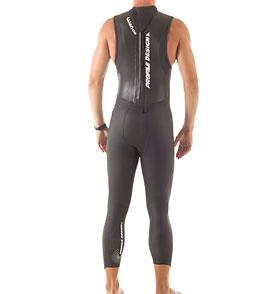 Profile Design Men's Wahoo Sleeveless Triathlon Wetsuit