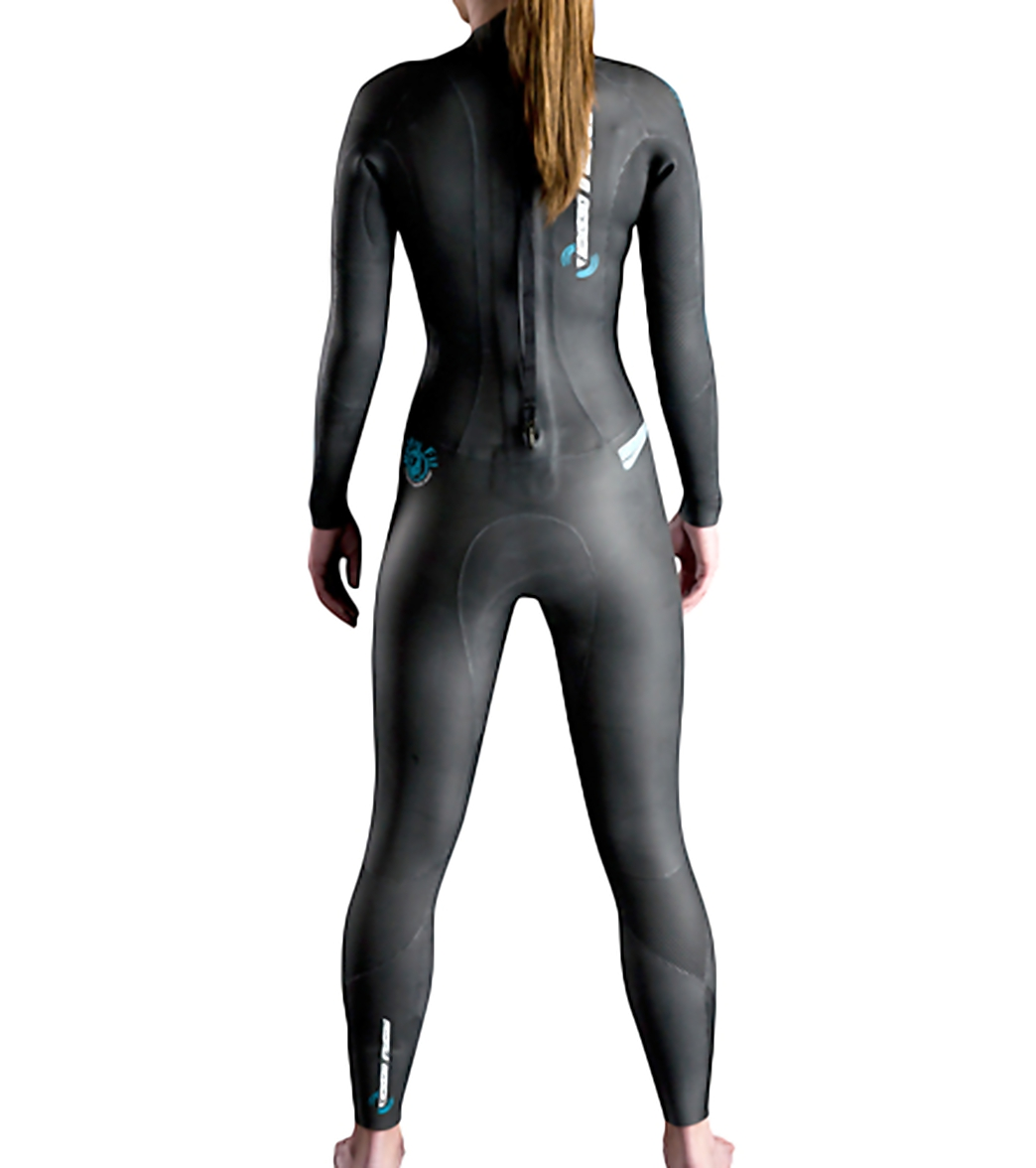 447390192d Profile Design Women s Marlin Fullsleeve Triathlon Wetsuit at ...