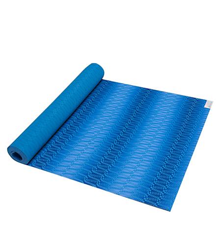 Gaiam Sol Jala 4mm Rubber Mat At Yogaoutlet Com Free