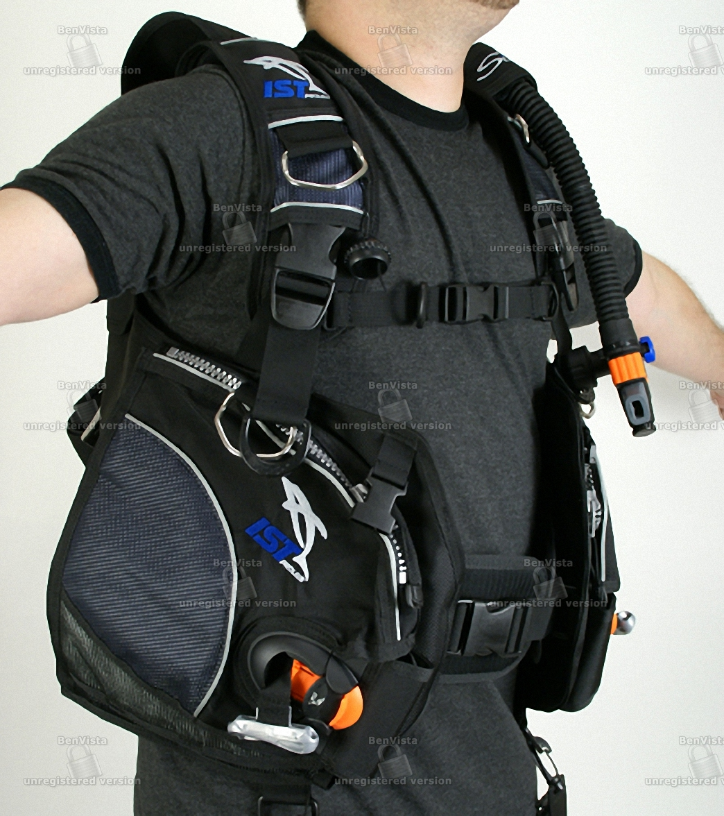 bb9df86c3ff9 IST Saturn Weight Integrated Jacket Style BC at SwimOutlet.com - Free  Shipping