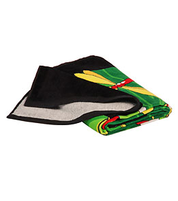 Wet Products Fun Frogs Towel