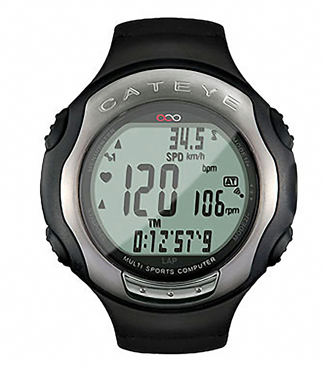 CatEye MSC-CY200 Q3 HRM and Cycling Computer at SwimOutlet ... 10646c7f413d3